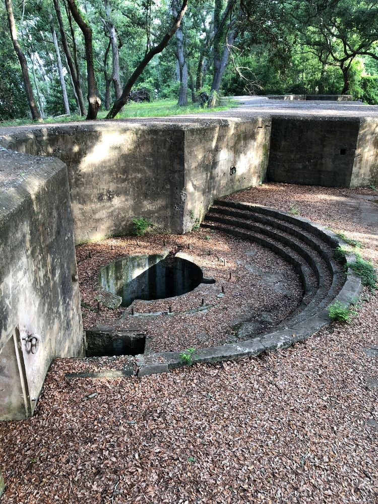 Fort Fremont Historical Park: Bay Point Rd, Saint Helena Island, SC