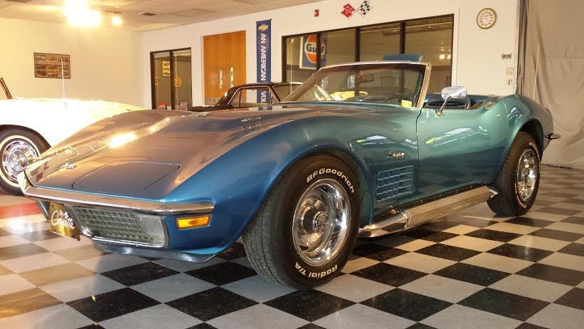 Crossflags Corvettes and Vintage Motorcars: 4 Prospect St, Belvidere, NJ