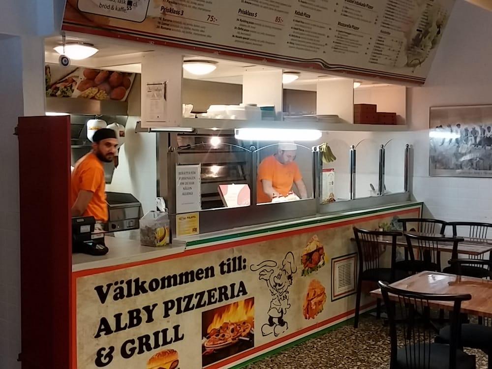 pizza norsborg centrum