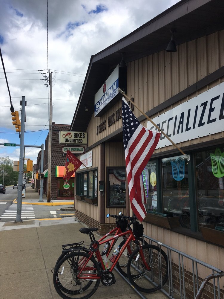 Bikes Unlimited: 503 W Crawford Ave, Connellsville, PA