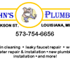John's Plumbing: 521 Jackson St, Louisiana, MO
