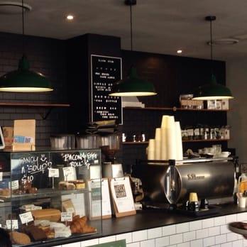 The Elbow Room Cafe Menu