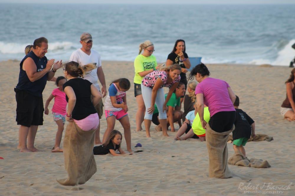 Ocean City Family Olympics