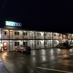 Photo Of Pacific Inn Motel Forks Wa United States At Night