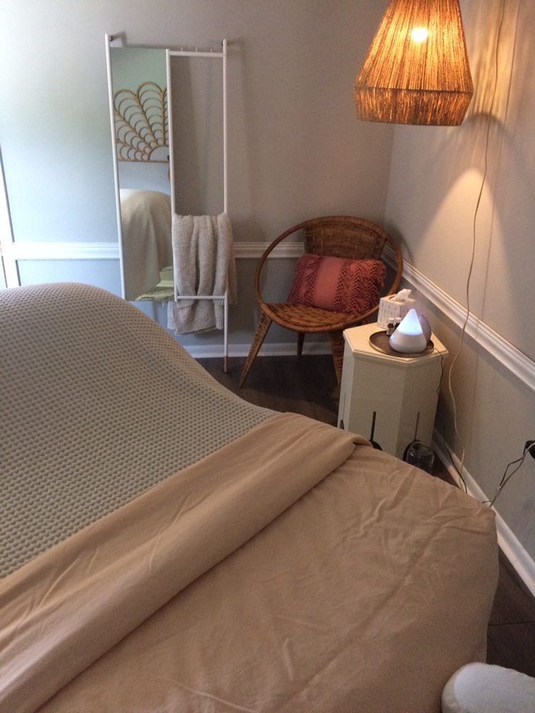 Feather + Stone Massage and Wellness Spa: 524 Georgia Ave, North Augusta, SC