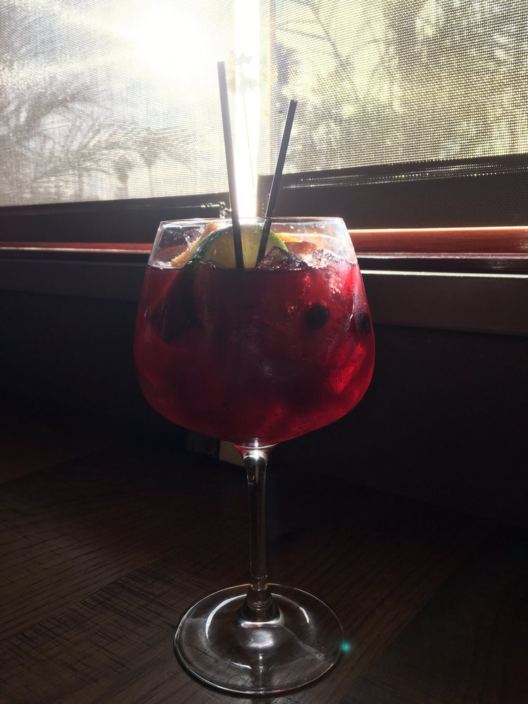 Red Berry Sangria Yelp