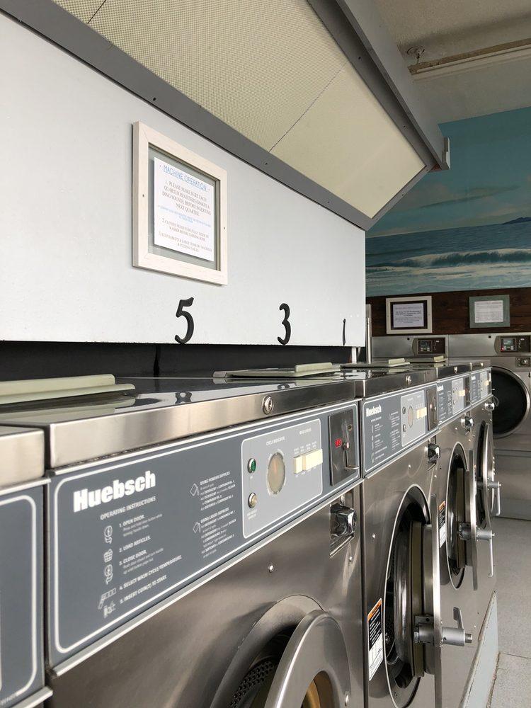 Westport Laundry: 161 W Pacific Ave, Westport, WA