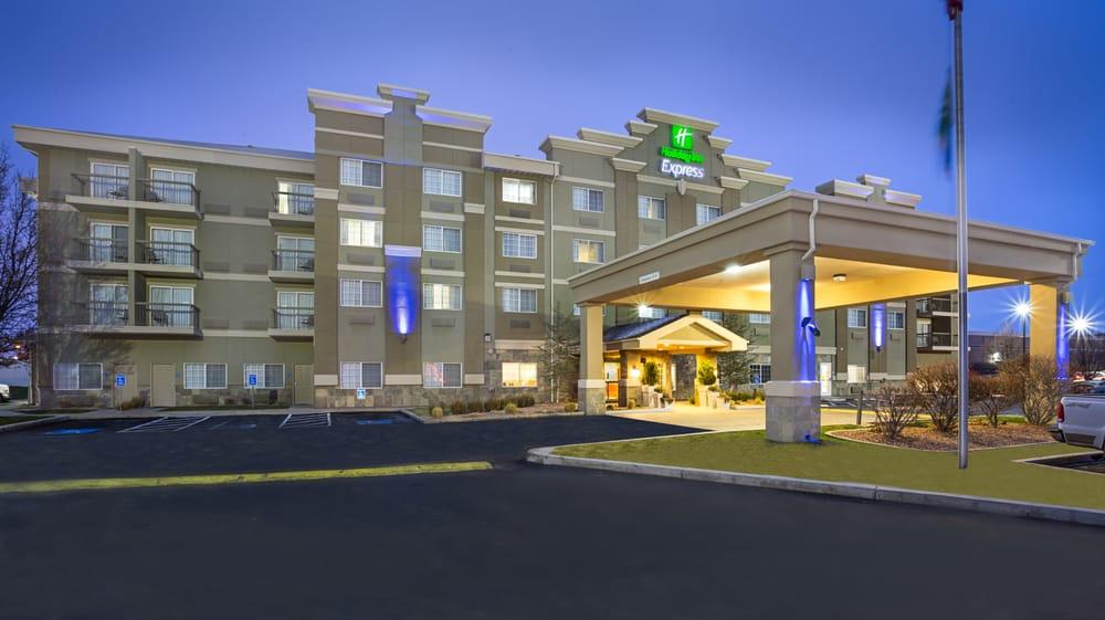 Holiday Inn Express Layton-I-15 - Layton