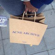Acne Archive - 19 Reviews - Outlet Stores - Torsgatan 53, Vasastan ...
