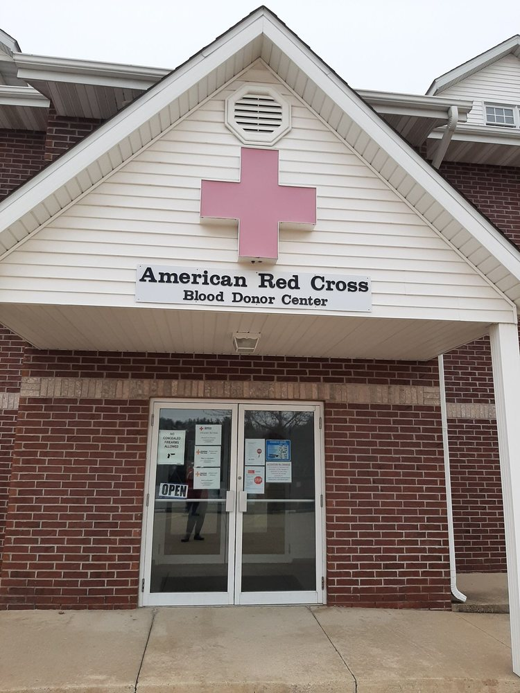 American Red Cross-Blood Services: 3230 Emerald Ln, Jefferson City, MO