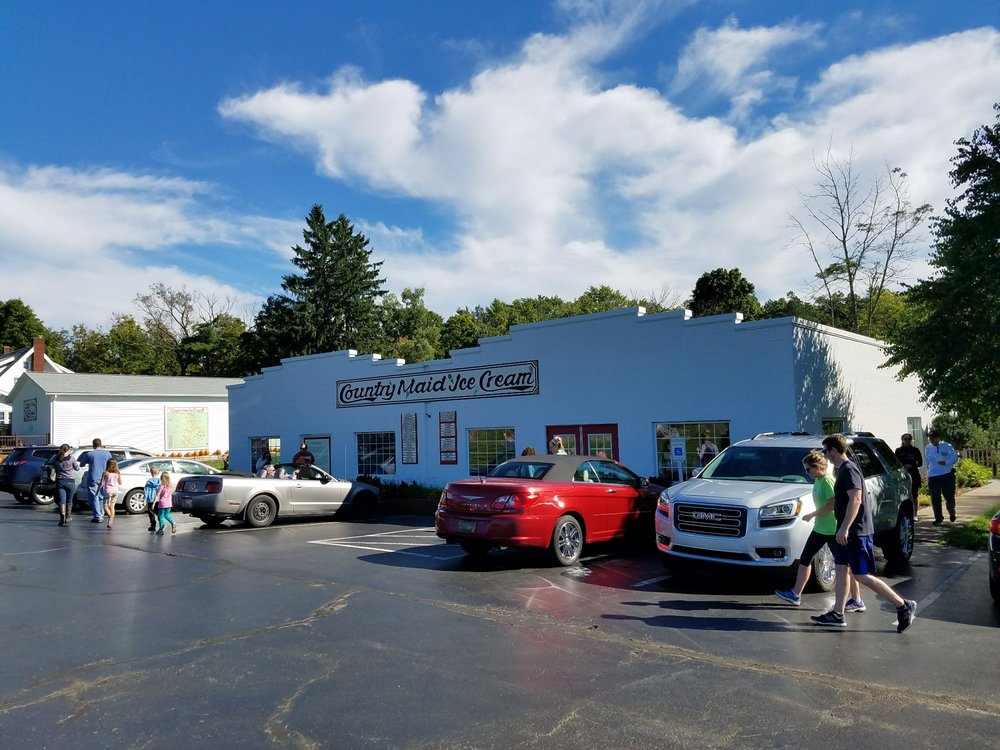 Country Maid Ice Cream: 3252 W Streetsboro Rd, Richfield, OH