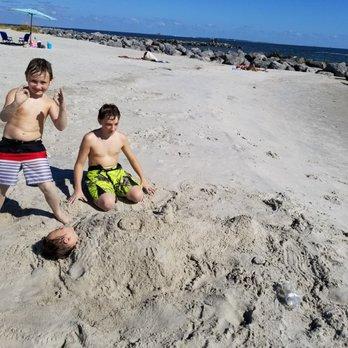 Photo Of Pelican Point Public Beach Dauphin Island Al United States I