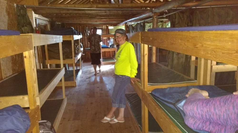 photos for packsack canoe trips log cabins yelp