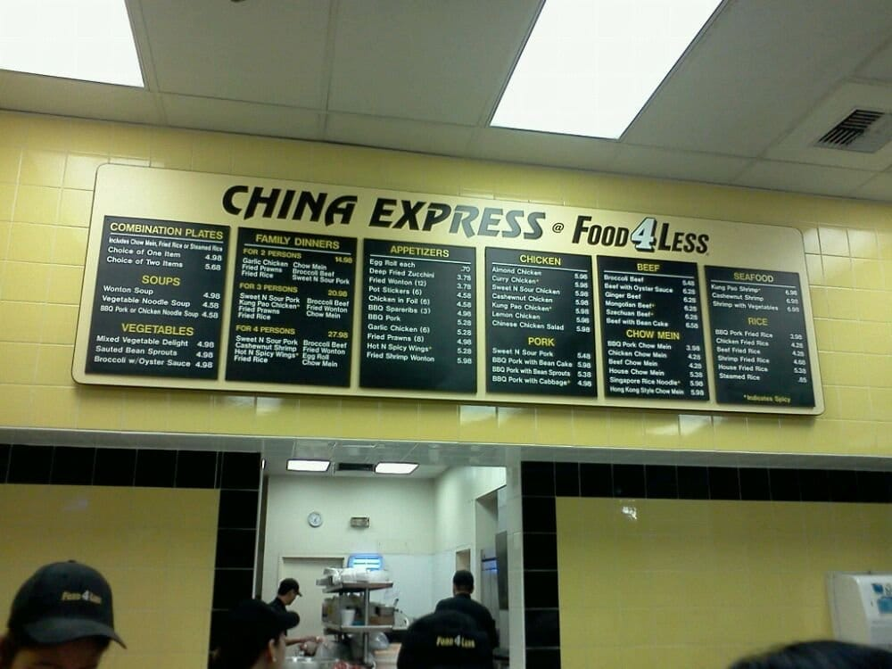 Food For Less China Express Stockton Ca