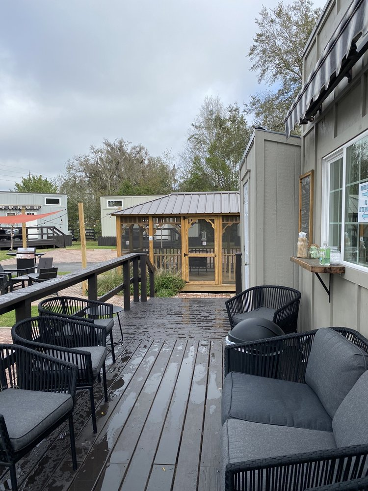 Sad Donkey Coffee: 102 NE Second Ave, Williston, FL