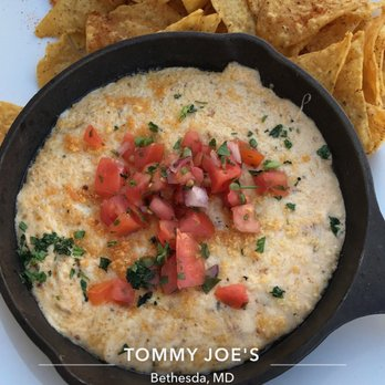 Tommy joe s 31 photos 68 reviews american for Fish taco bethesda md