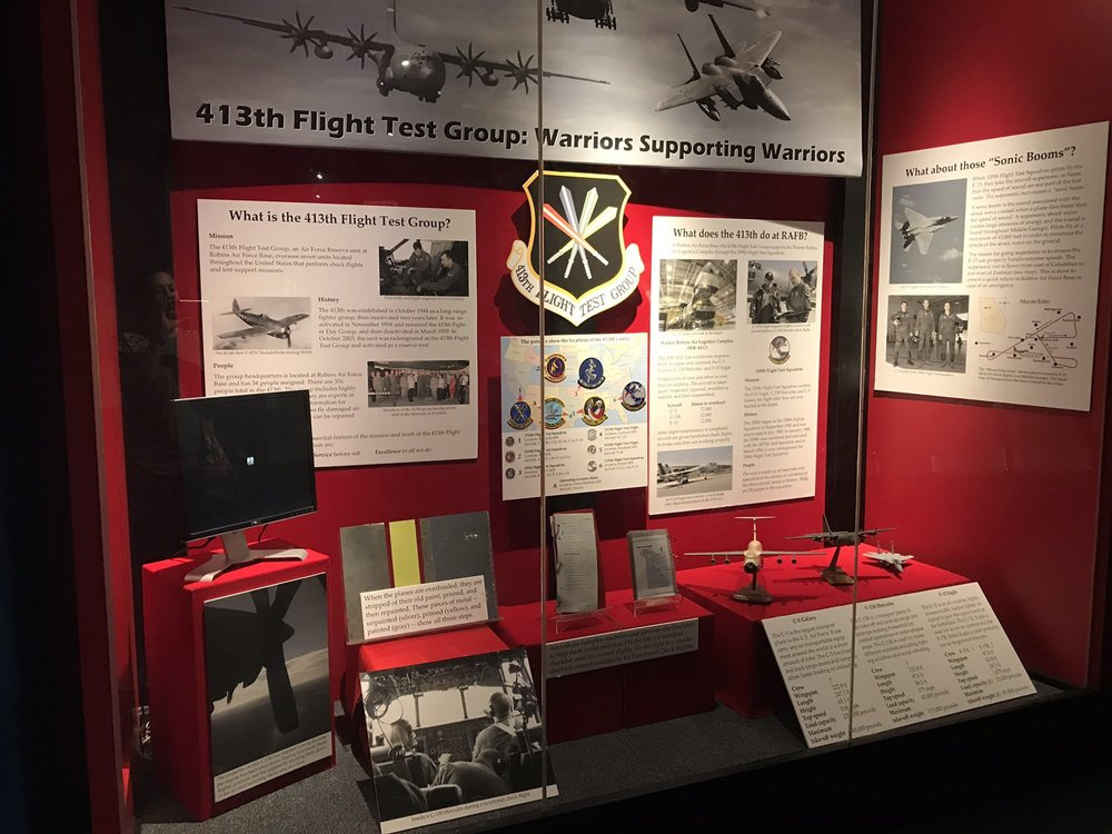 Museum of Aviation: 1942 Heritage Blvd, Robins AFB, GA