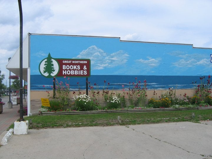 Great Northern Books & Hobbies: 209 S State St, Oscoda, MI
