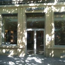 nespresso 16 beitr ge coffee shop 2 place bourse. Black Bedroom Furniture Sets. Home Design Ideas