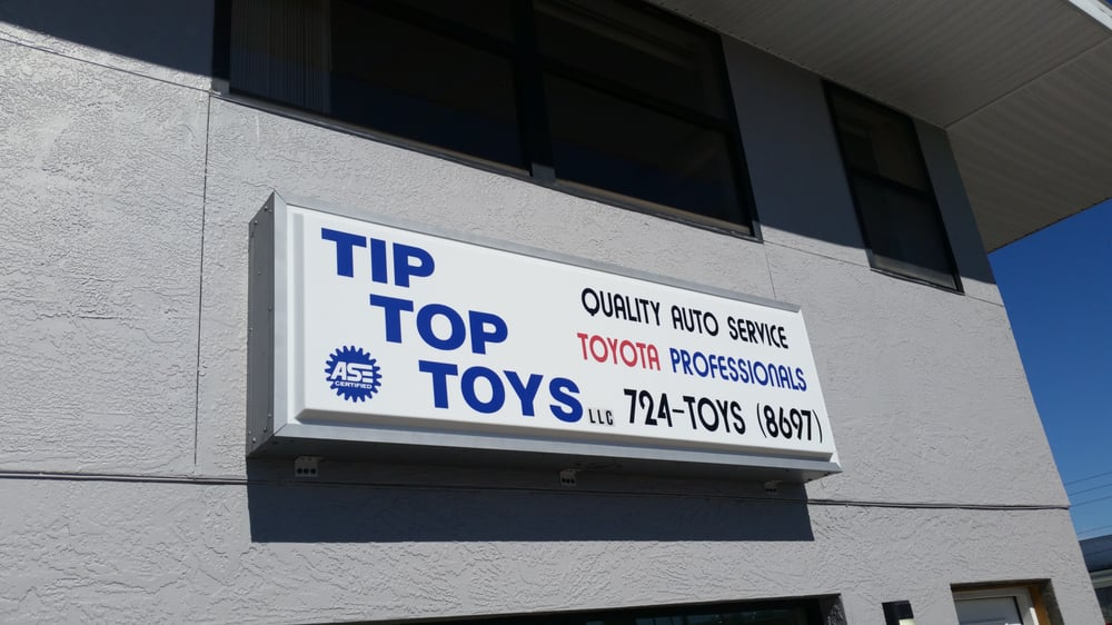 Tip Top Toys: 2582 Haas Ave, Clearwater, FL