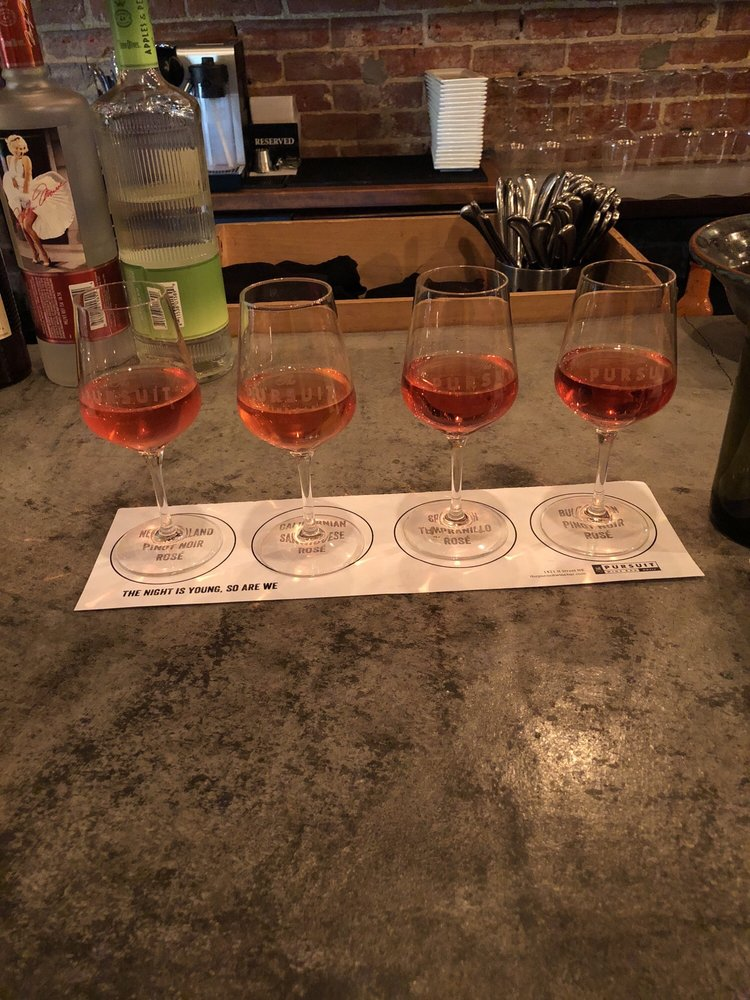 The Pursuit Wine Bar