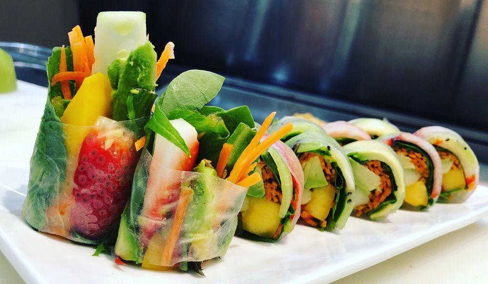 Health Sushi: 600B Frazier Dr, Franklin, TN