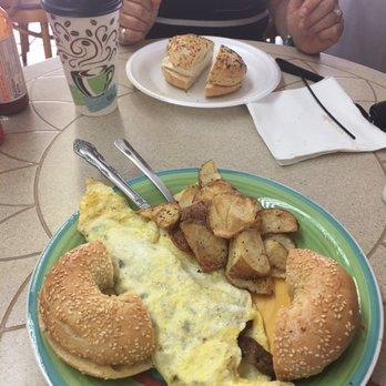 Hammonton Bagel Cafe Menu