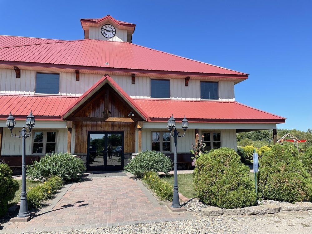 Millner Heritage Vineyard & Winery: 32025 State Highway 15, Kimball, MN