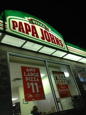 Papa John's Pizza - Berclair - Memphis, TN   Yelp