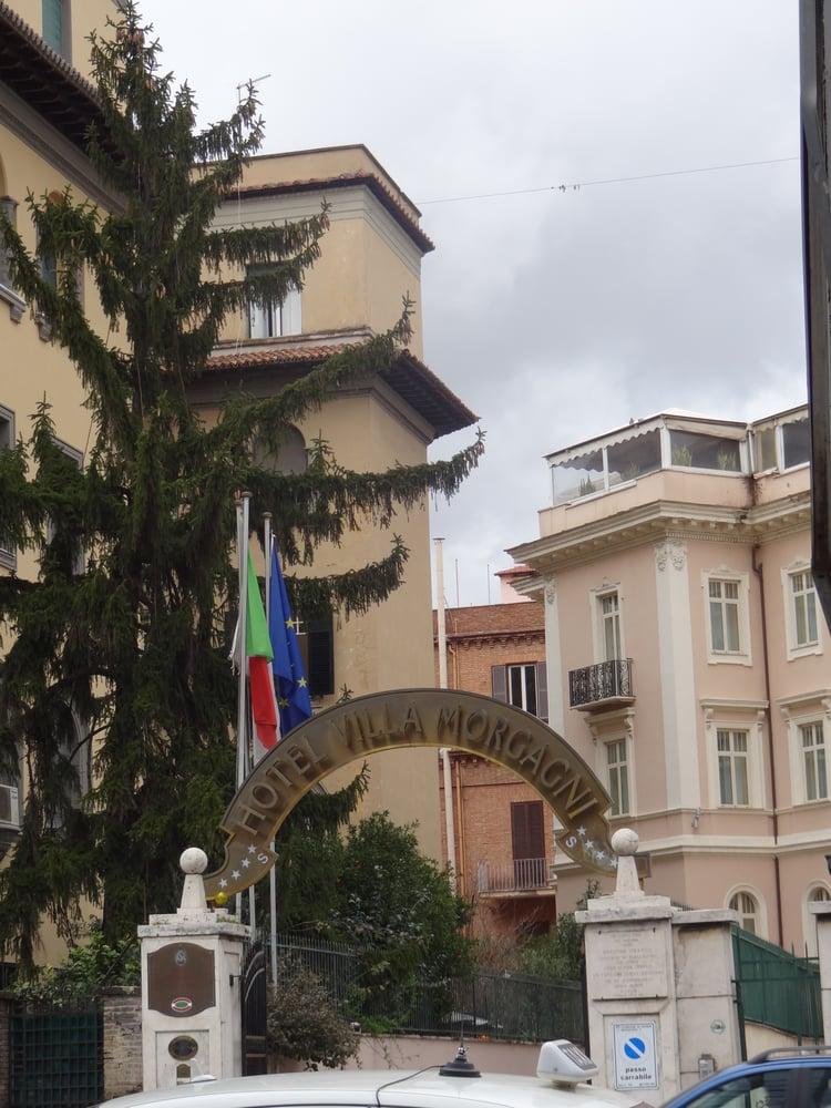 Hotel Villa Morgagni Roma Telefono