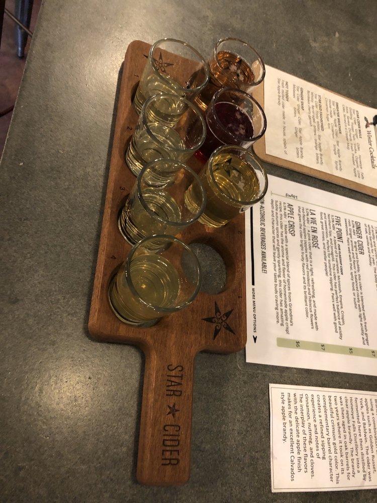 Star Cider: 3365 E Lake Rd, Canandaigua, NY