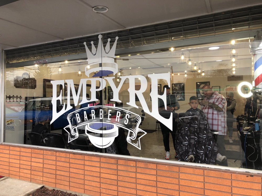 Empyre Barbers: 12963 SW Pacific Hwy, Tigard, OR