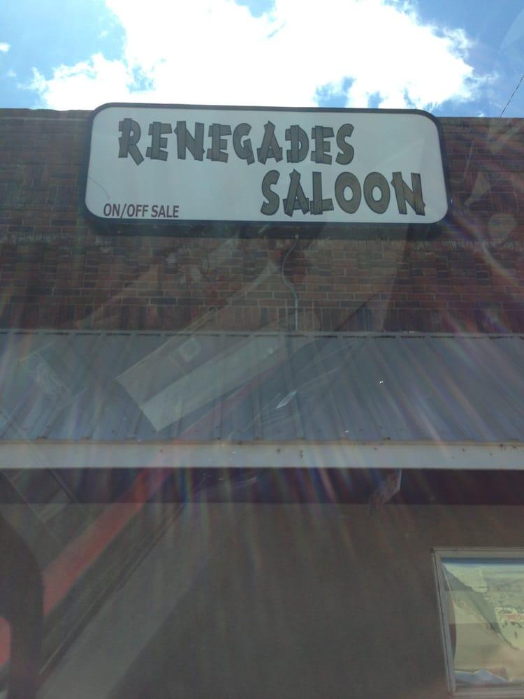 Renegades Saloon: 116 Main Ave, Hayti, SD