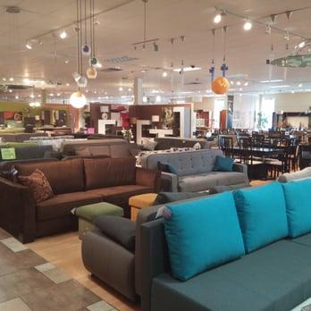 Idea furniture 59 photos furniture shops 6545 w for Idea furniture chicago