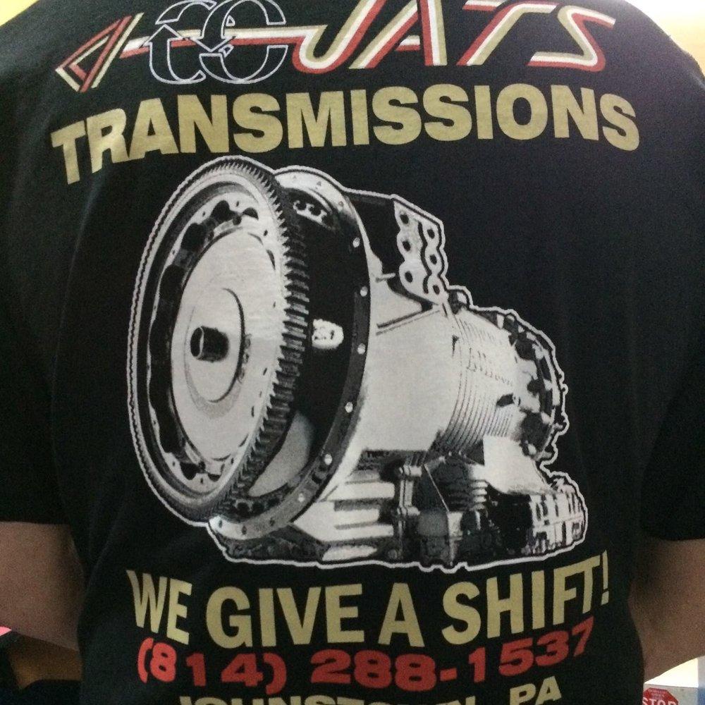 Jats Transmissions: 733 Ferndale Ave, Johnstown, PA