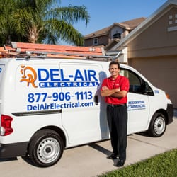 Del-Air Electrical - Electricians - Sanford, FL - Phone Number - Yelp