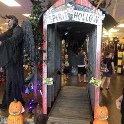 photo of spirit halloween mesa az united states display right as