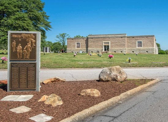 Woodlawn Memorial Gardens Greenville Sc - Garden Ideas