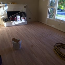 Photo Of Oceanside Hardwood Flooring   Oceanside, CA, United States. Floors  Sanded And ...