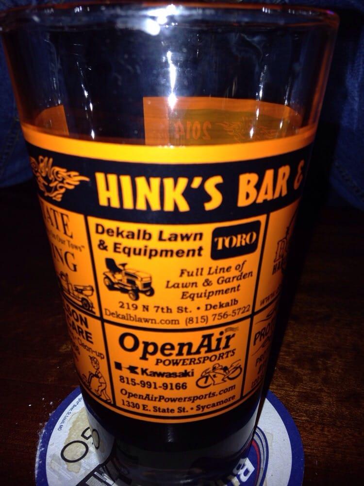 Social Spots from Hink's Bar & Grill