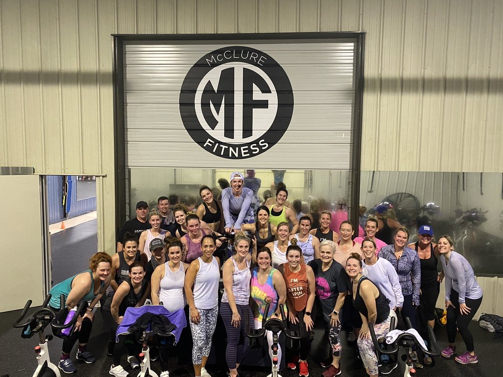 McClure Fitness: 1200 Library Dr, Benton, AR