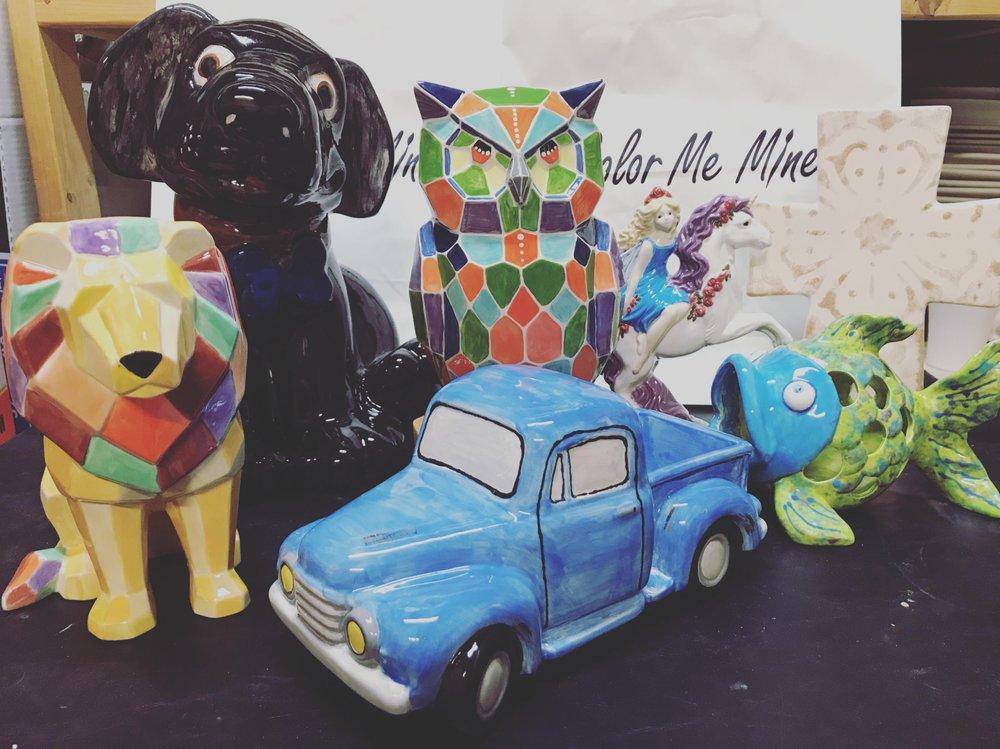 Color Me Mine: 2441 N Maize Rd, Wichita, KS