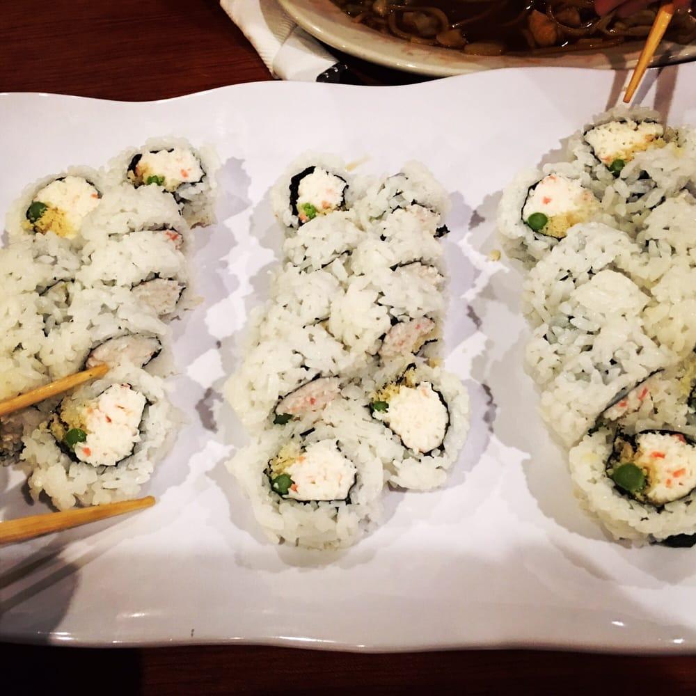 Fujiyama Japanese Cuisine: 12715 Hwy 90, Luling, LA