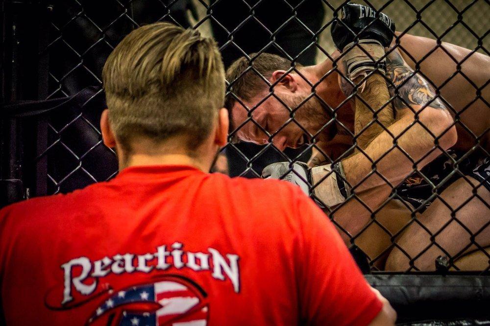 Reaction MMA: 137 Eisenhower Ct, Nicholasville, KY