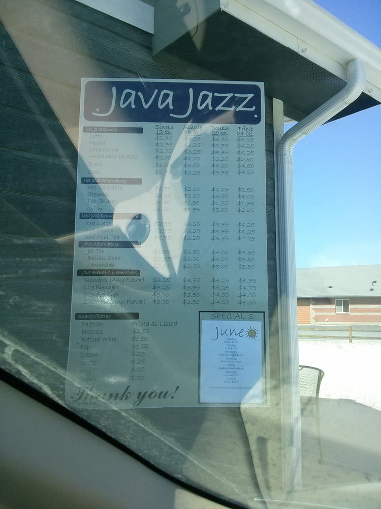 Java Jazz: 1507 N Pinebrook, Chewelah, WA