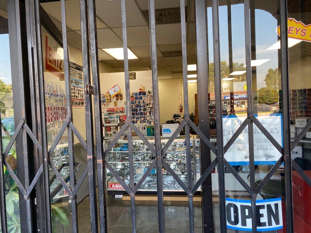 Lentz Lock & Key Service: 2670 E Gage Ave, Huntington Park, CA