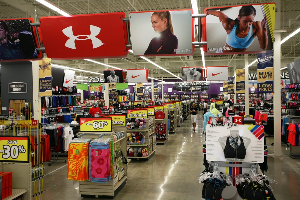 Dunham's Sports: 1681 3rd Ave W, Dickinson, ND