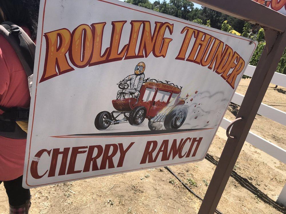 Rolling Thunder Cherry Ranch: 10254 Leona Ave, Leona Valley, CA