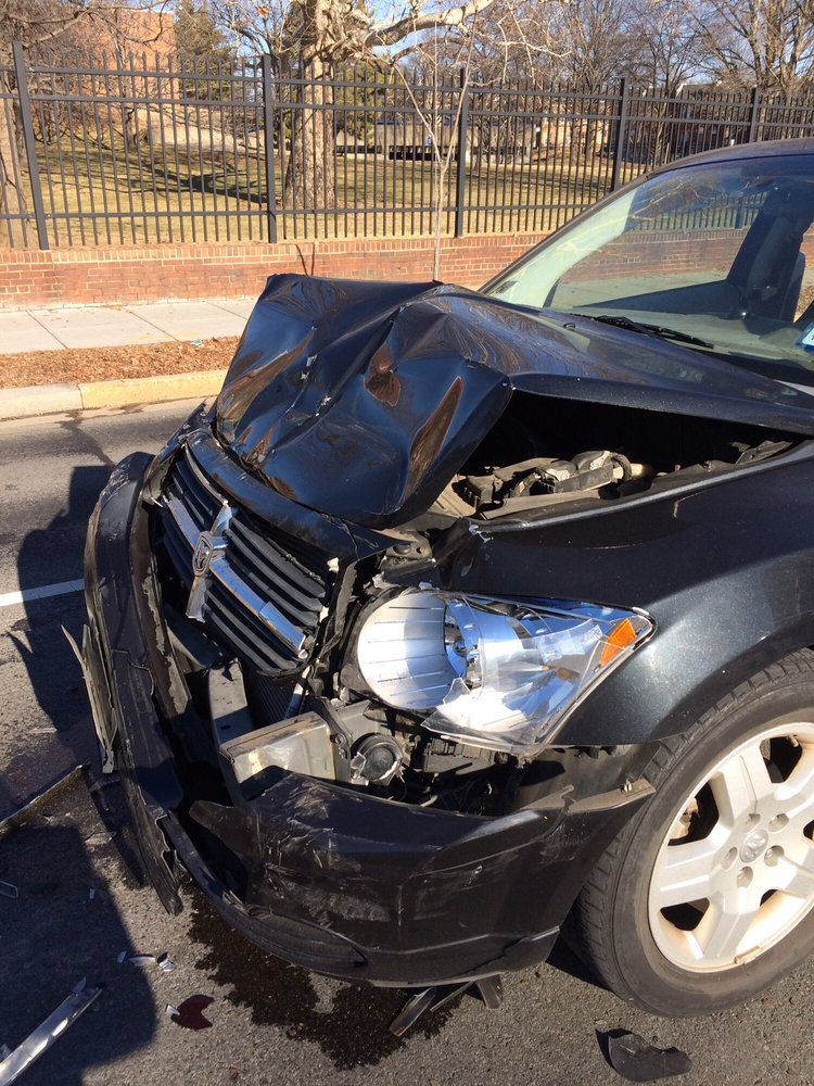 The Totaled Car Yelp
