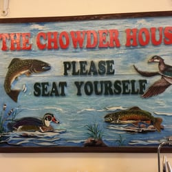 Chowder House 53 Photos 105 Reviews Seafood 206 Eagle Ave